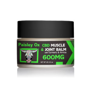 600 MG CBD Salve
